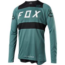 Fox Flexair Mens Jersey Green Black - Medium and Large Only 2abc77a5f