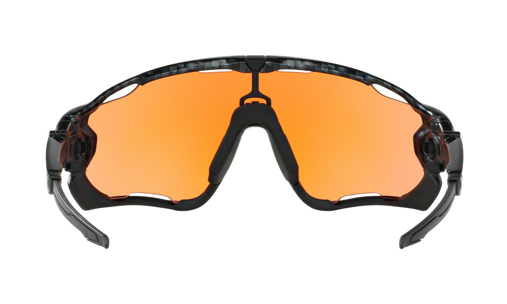 Oakley Jawbreaker Glasses Carbon Fiber W Prizm Trail Lens