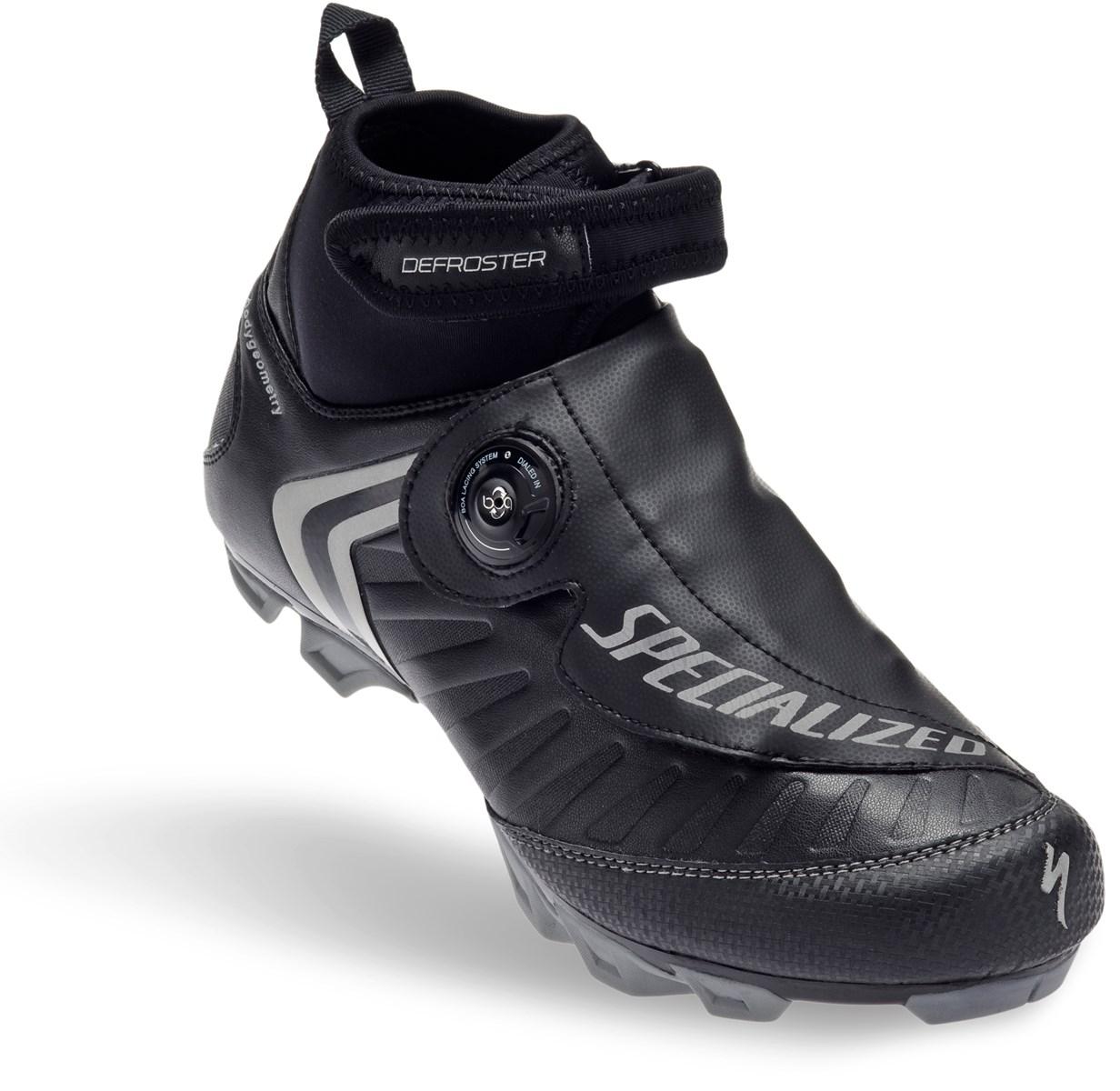 aba8ce12d2e Specialized Defroster MTB Shoe - Size 47 - Black £75.00