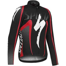 Specialized Wintex L S jersey blk red - size large only 80966cf7c